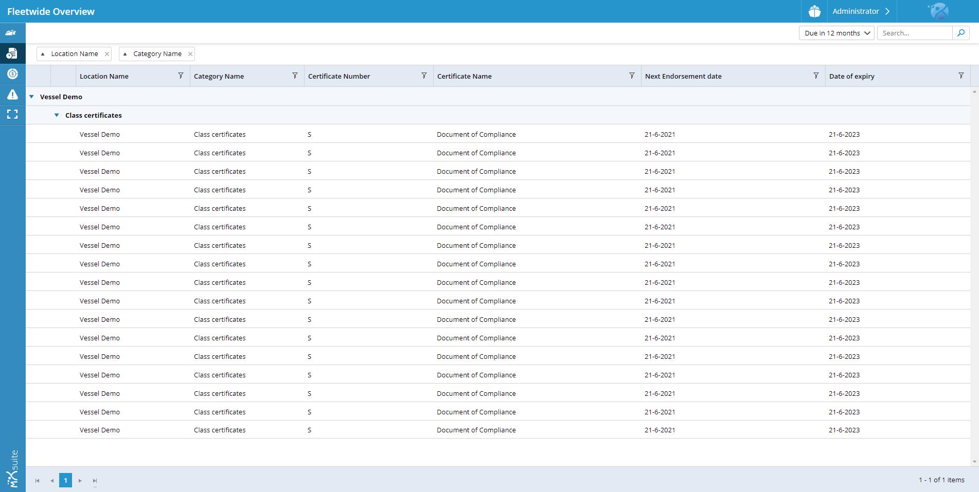 OfficeFleetWideOverviewCertificateExpiry